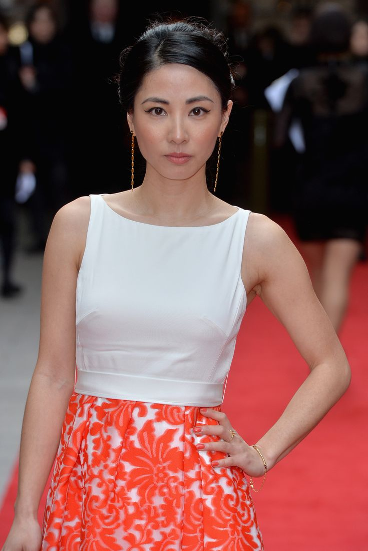 Jing Lusi Comme Amanda Ling Crazy Rich Asians En 2019-3878
