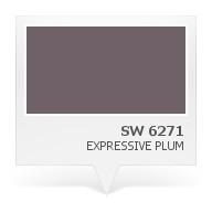 SW 6271 - Expressive Plum