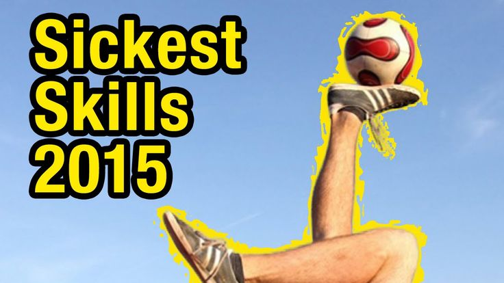 Sickest Freestyle Football & street soccer Tricks | skills 2015