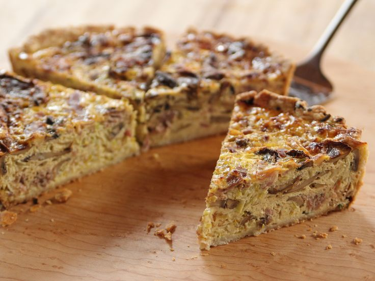 Cowgirl Quiche Recipe : Ree Drummond : Food Network - FoodNetwork.com