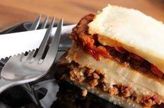 Recette paléo de lasagnes (sans gluten, sans produits laitiers) au céleri rave