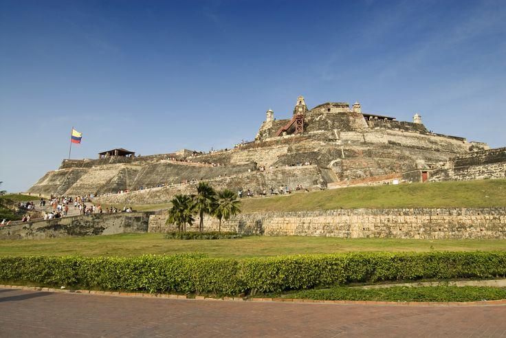 Castillo de San Felipe de Barajas - Fortificaciones - Cartagena de Indias, Colombia