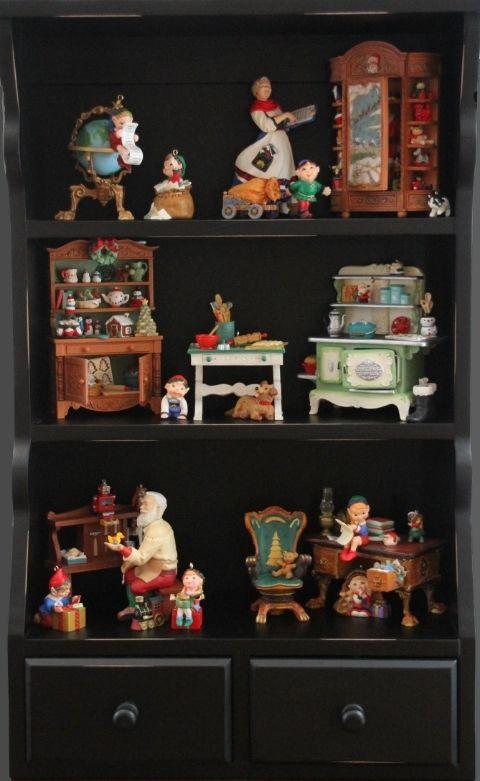 hallmark..a selection of wonderful Hallmark keepsake ornaments