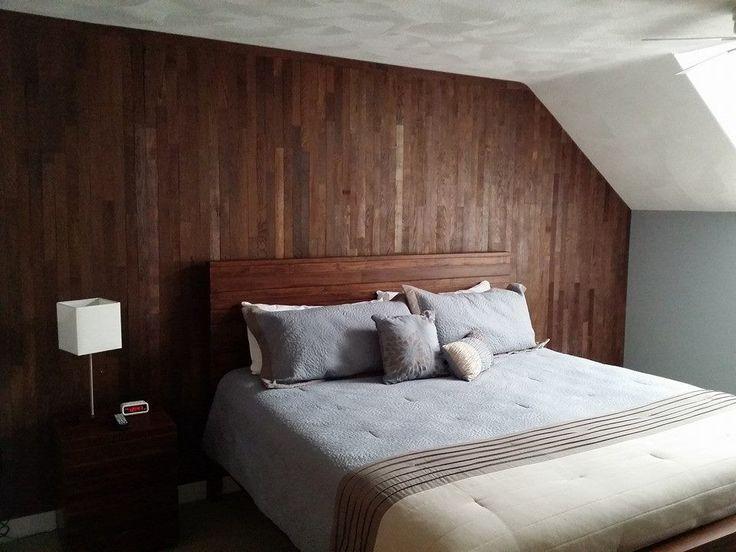 Reclaimed Barrel Oak