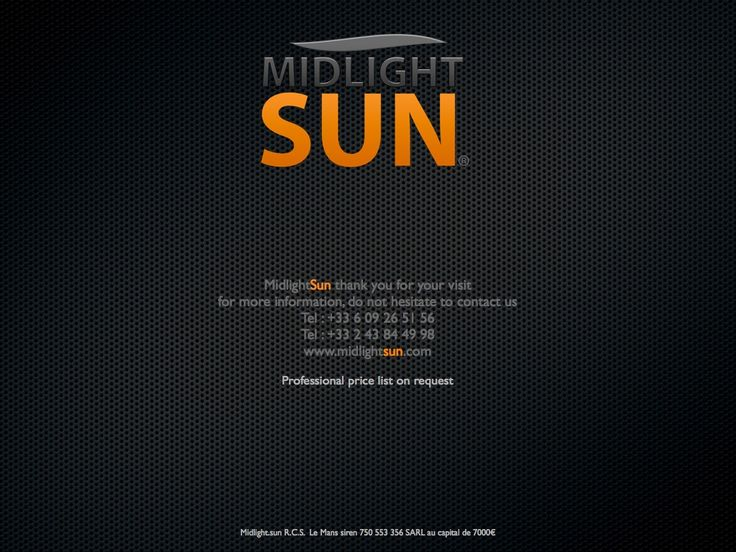 MidlightSun thank you for your visit for more information, do not hesitate to contact us