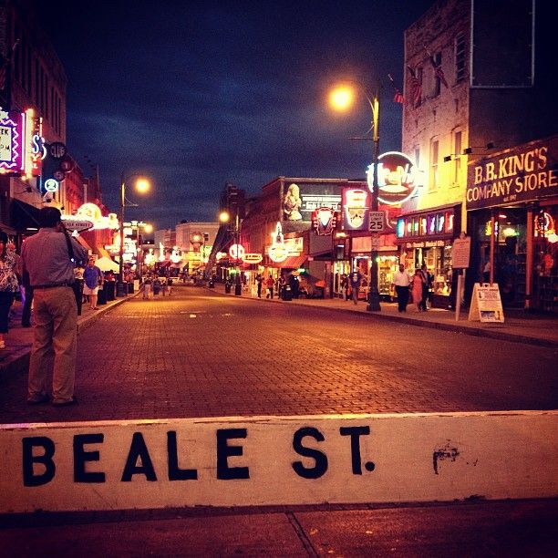 World Famous Beale Street