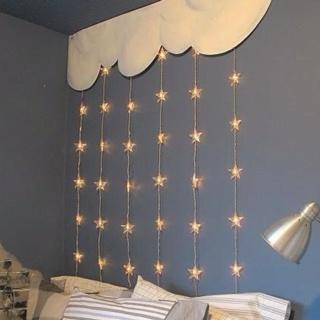 Sky-Clouds-Stars Kids Bedroom (Lucy Sky)