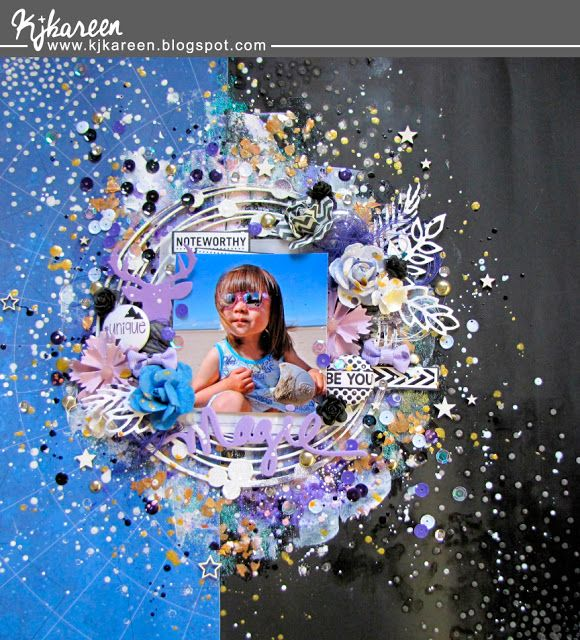 kjkareen: 13 arts - Challenge #36