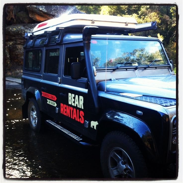 Coming back from Kanuka Brook -Adventure in the Blue Mountains - an hour out of Sydney, Australia