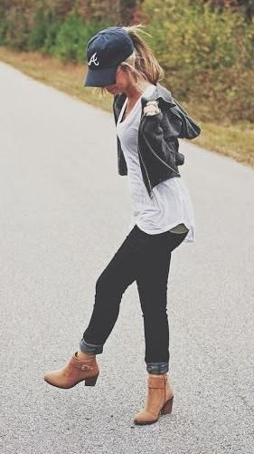 everyday fall style.