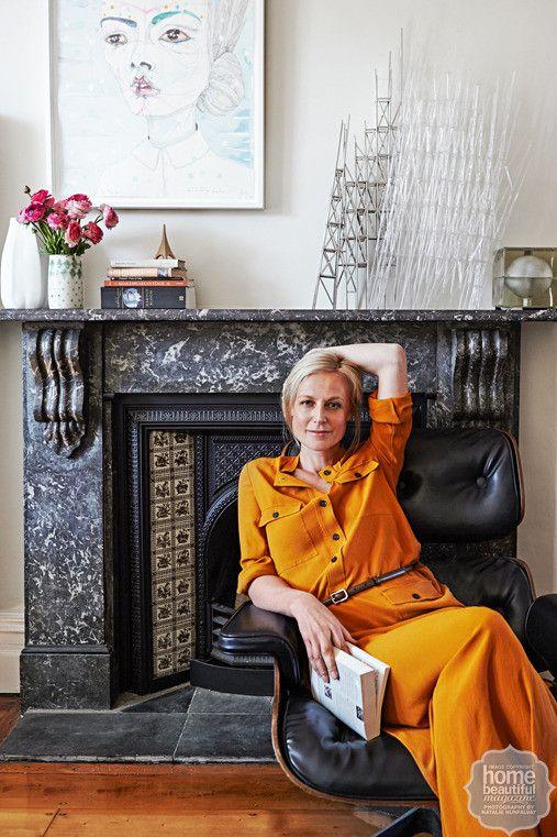 Star Style: Inside Marta Dusseldorp's Welcoming Home #AustralianHomes #Sydney