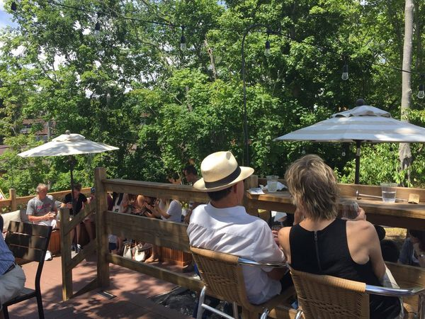 Treehouse Oyster Club Mystic CT