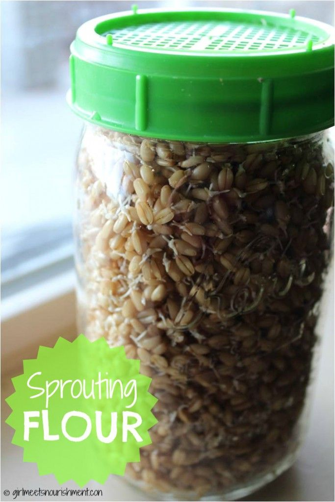 how to cut sprouted seed bread