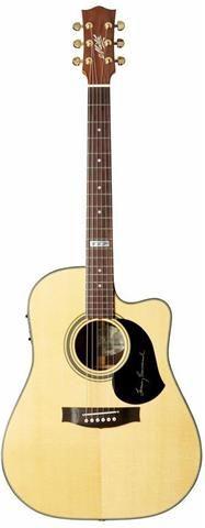 Turramurra Music :: Acoustic Electric Guitars : Maton TE1 Tommy Emmanuel