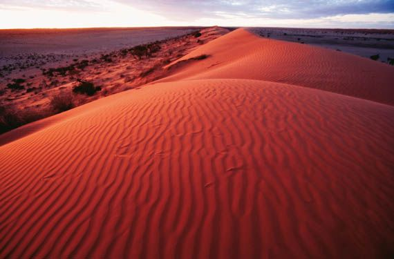 Birdsville, Big Red Sand Dunes, Outback Qld. Beautiful!