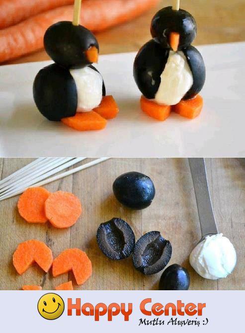 Kahvaltı masanızda minik penguenlere yer açın.