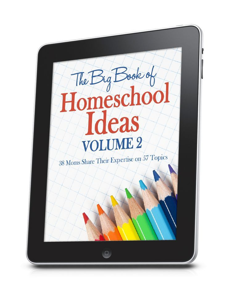 The Big Book of Homeschool Ideas. 38 moms to share their homeschool expertise on 57 topics!   via /https/://www.pinterest.com/Captiv8Compass/