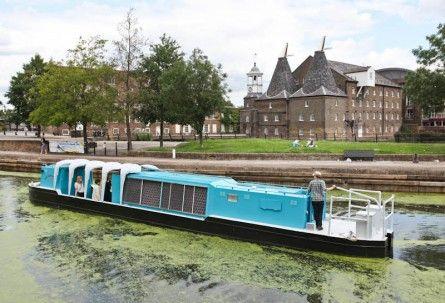 Somewhere- The floating Cinema London