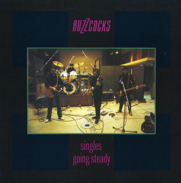 The Buzzcocks - Singles Going Steady [1979]  *probably my favorite album by this group*