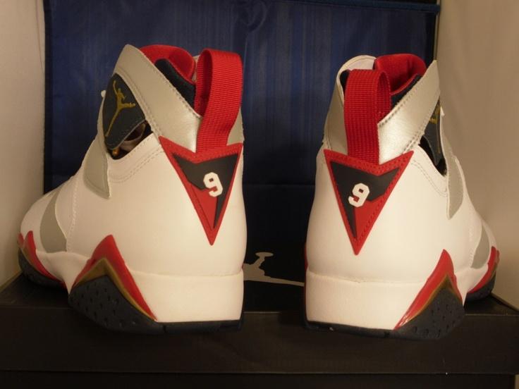 Nike Air Jordan Retro 7 2012 Crochet Olympique jeu recommande Livraison gratuite best-seller vente wiki SP4MyQ