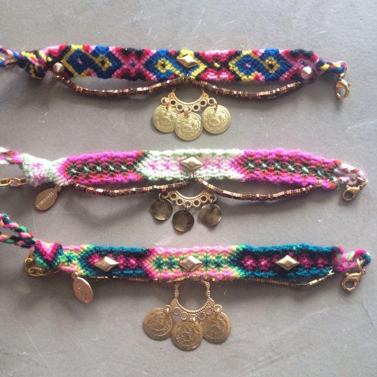 Boho, friendship, India, Reina  www.herminawristwear.com