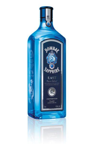Bombay Sapphire East Gin: Go East - GQ
