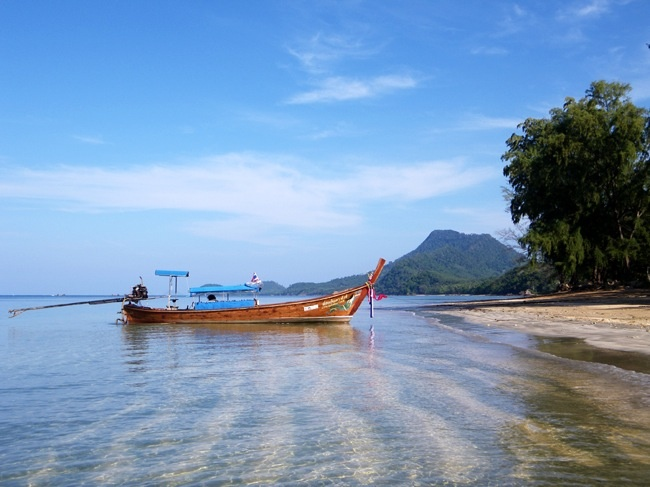 Koh Jum...been there. Can't wait to go back.