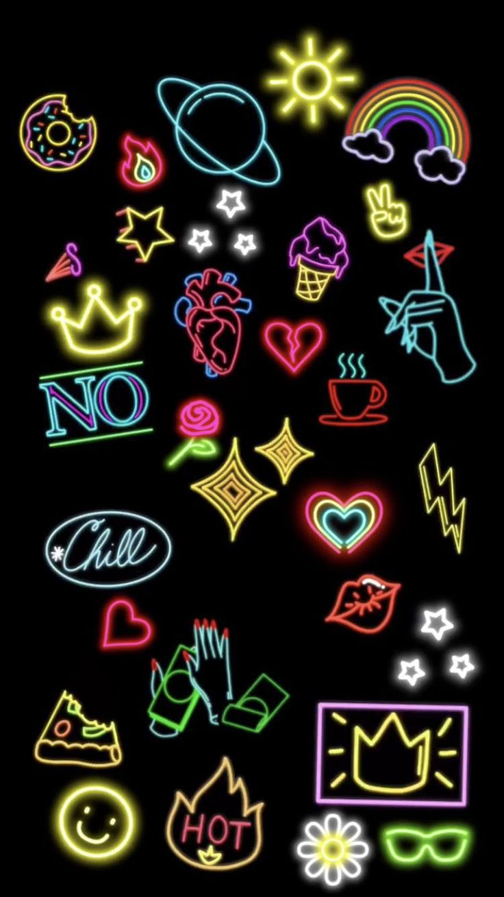 Cute Emo Wallpapers Mobile Pin By Mrs Cartier Farris 👑💎 On Kolor Bling Neon