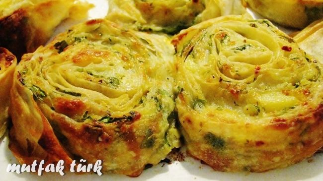 mutfak türk: imdat böreği