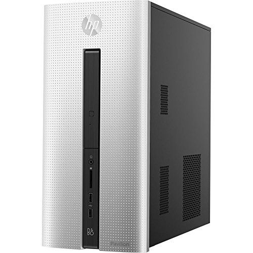 awesome HP Pavilion 550-153wb Desktop PC with Intel Core i3-4170 Dual-Core Processor, 6GB Memory, 23 Monitor, 1TB Hard Drive - Win 10 Ho