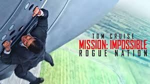 My Cinemanalyst: Take 30: Missão Impossível - Rogue Nation