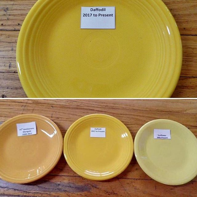 \ Our s&le of the new #fiestaware color has arrived! #daffodil is somewhere · Dinnerware ... & 282 best Fiestaware Fun images on Pinterest   Get a life Fiesta ...