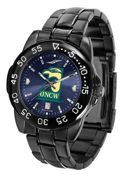 North Carolina Wilmington Seahawks Fantom Sport Anochrome Watch