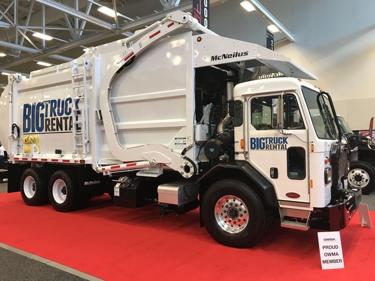 Big Truck Dumpster Rental Big trucks, Dumpster rental