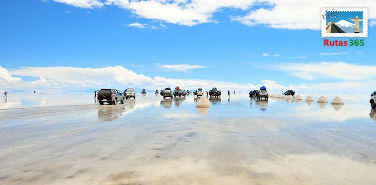 Atractivos del Salar de Uyuni, Bolivia
