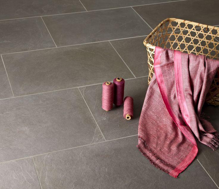 Heather Grey Riven Slate Tiles & Stone | Slate Flooring | Mandarin Stone Tiles & Flooring