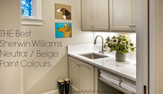 Sherwin Williams 5 Of The Best Neutral Beige Paint Colours Wool Home A