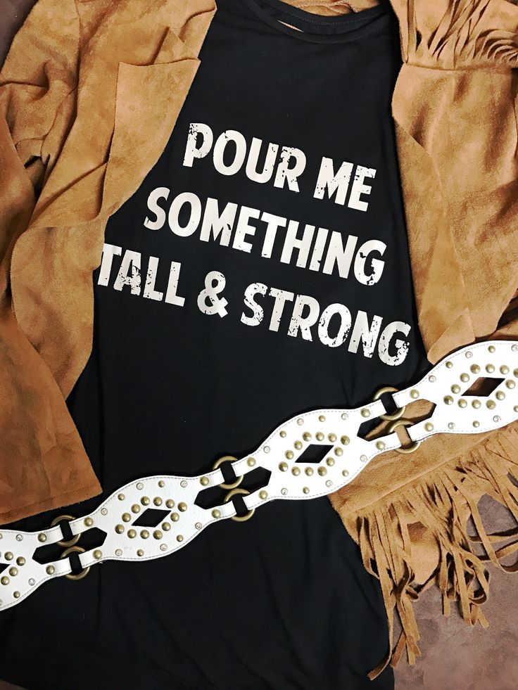 Perfect for your next country concert; wear it with jeans or your daisy dukes! Pair it with a flannel during the chillier seasons or toughen it up with a leather jacket! *LTB Signature Tank style. Ple