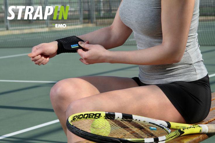 Vendaje elástico de muñeca transpirable. #ortopedia #deportes