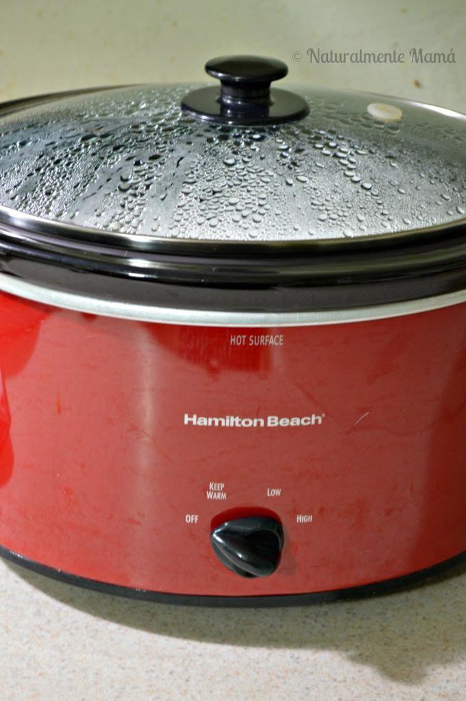 Como hacer yogurt casero usando una olla de cocción lenta (Crock Pot) | Receta y Tutorial