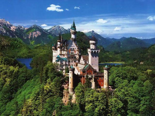 Гид по миру: Пять самых посещаемых мест Германии