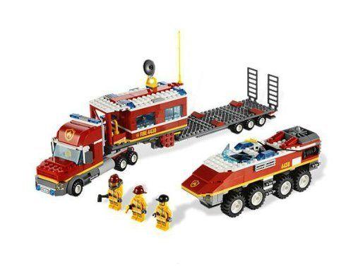 Lego City 4430 - Mobile Feuerwehrzentrale » LegoShop24.de