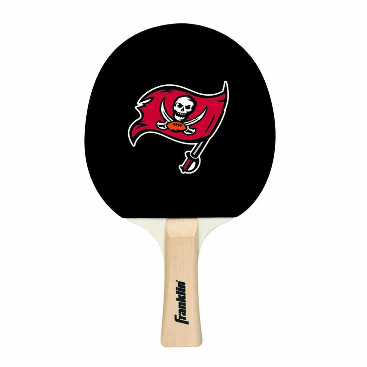 Tampa Bay Buccaneers NFL Table Tennis Paddle (1 Paddle)