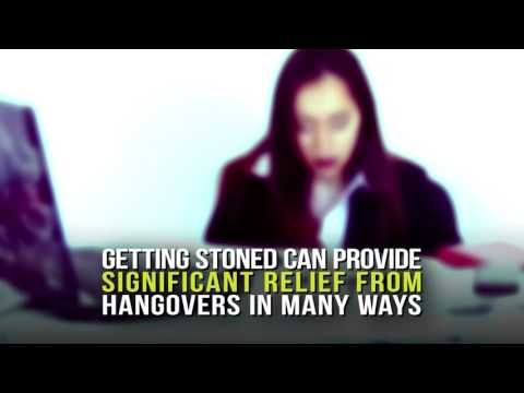 The Best Hangover Cure Is Cannabis