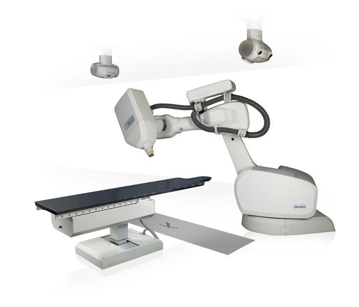 Η ρομποτική ακτινοχειρουργική με CyberKnife για τον καρκίνο του πνεύμονος