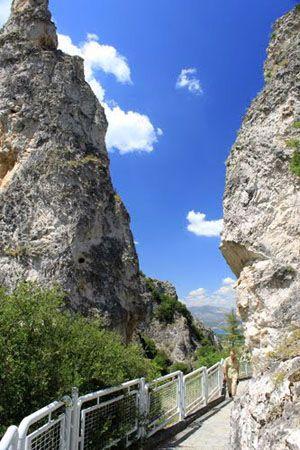 Φαράγγι Σέρβιας | Φαράγγια | Φύση | Ν. Κοζάνης | Περιοχές | WonderGreece.gr