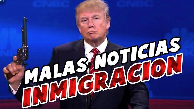MALAS NOTICIAS PARA INMIGRANTES 2017, NOTICIAS RECIENTES DE HOY 07 DE JU...