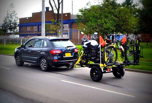 Remolque en Renault Koleos