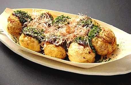 Japanese takoyaki recipe japanese octopus dumpling balls for Asian 168 cuisine