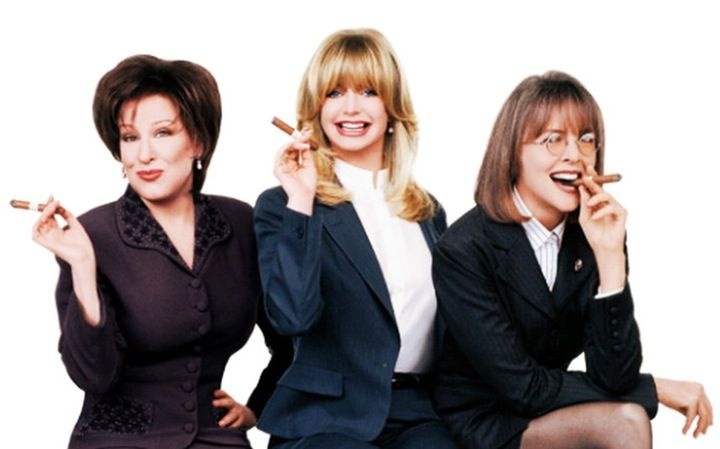 REPORT: 'The First Wives Club' Stars Diane Keaton, Goldie Hawn and Bette Midler are Reuniting for a New Movie!